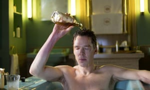 Benedict Cumberbatch in the television adaptation of Edward St Aubyn's Patrick Melrose novels.