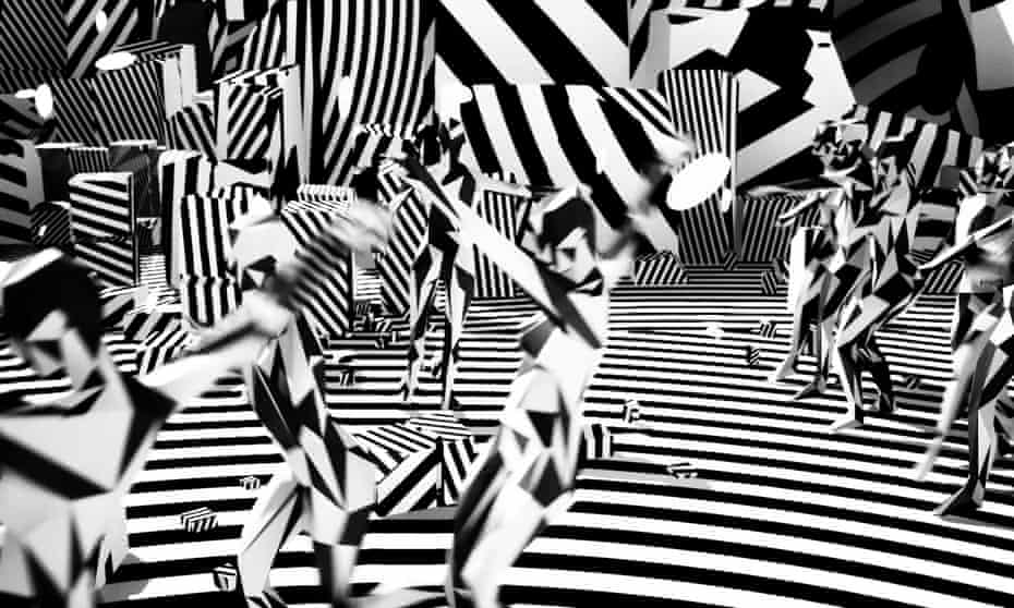 Bruno Martelli and Ruth Gibson's Dazzle Solo, part of the BFI London film festival's LFF Expanded.