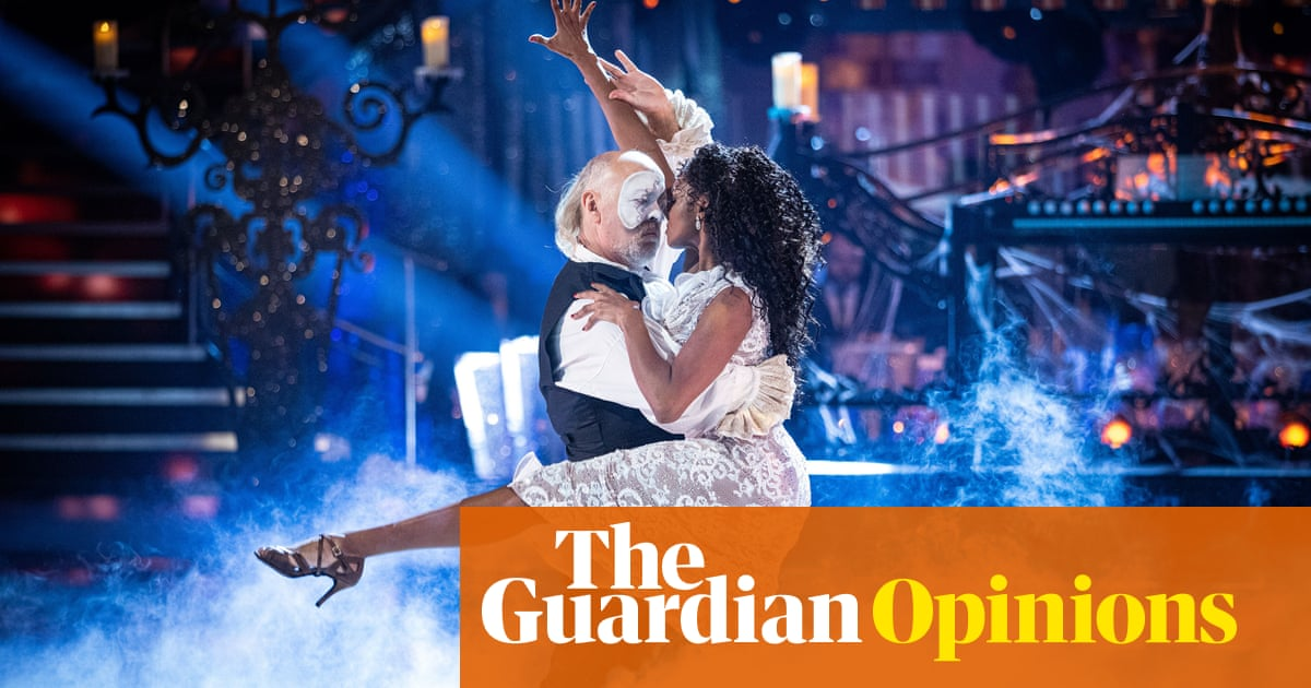 The Guardian view on Strictly Come Dancing: a glittering oasis | Editorial
