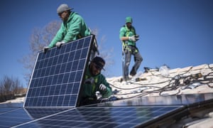 A renewable energy measure has failed in Arizona.