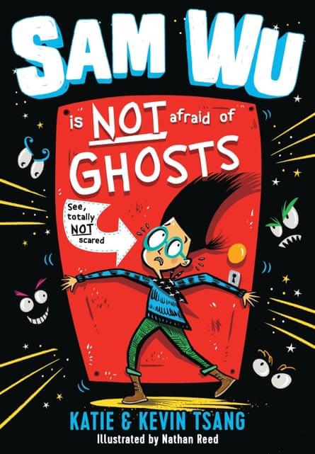 Sam Wu Is NOT Afraid of Ghosts.