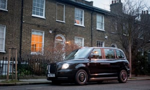 London black cabs hail Treasury for scrapping car tax | Environment