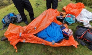 The course includes emergency procedures for taking care of a casualty