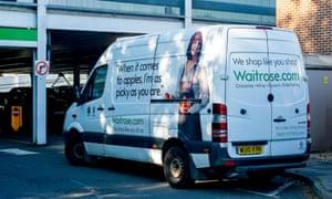 Waitrose Supermarket, Maidenhead.