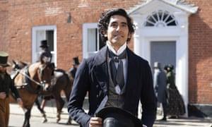Dev Patel in Armando Iannucci's 'enjoyable' The Personal History of David Copperfield.