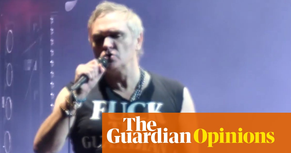 My minor role in Morrissey's latest outburst | Joshua Surtees