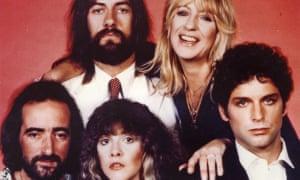 Fleetwood Mac … 'No gloss can hide the turmoil'
