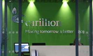 Carillion's Sheffield office