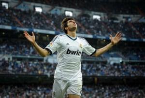 9) Kaká (Milan – Real Madrid, 2009) £56m