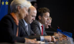 """The Greek Greece is taking """"big big risks"""" unless it offers credible proposals, says Eurogroup chief, as Grexit risks rise again"""