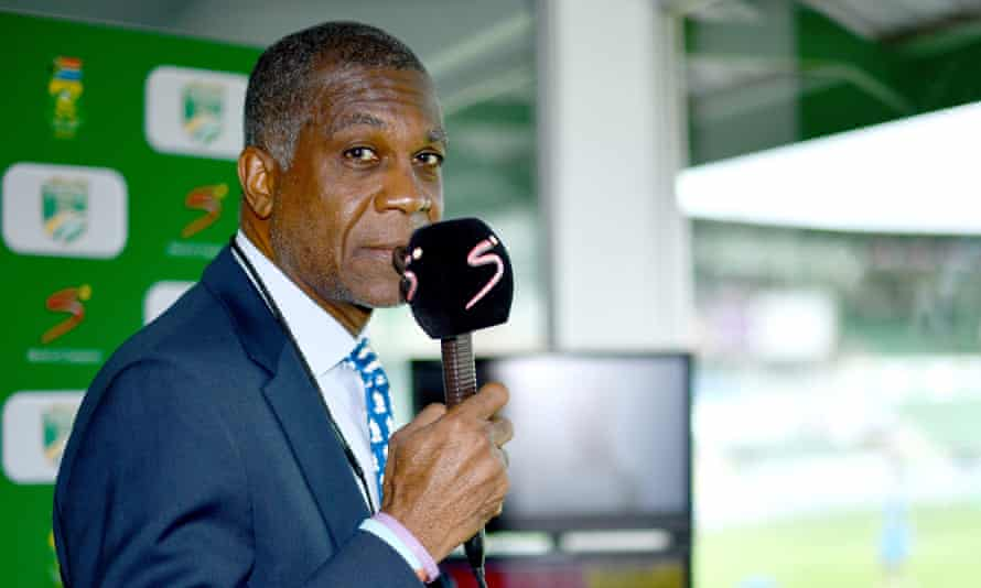 Michael Holding's speech was all the more effective because it was so startling. His family had no idea how he felt.