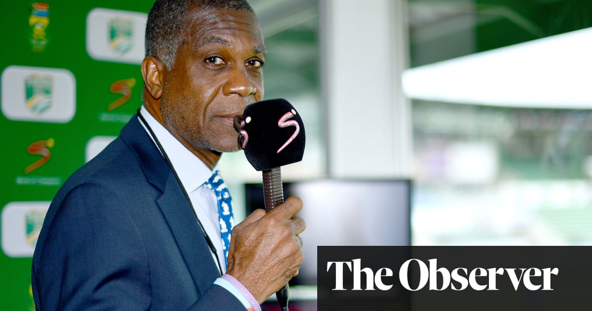 Michael Holding: This is something I've had inside of me for years
