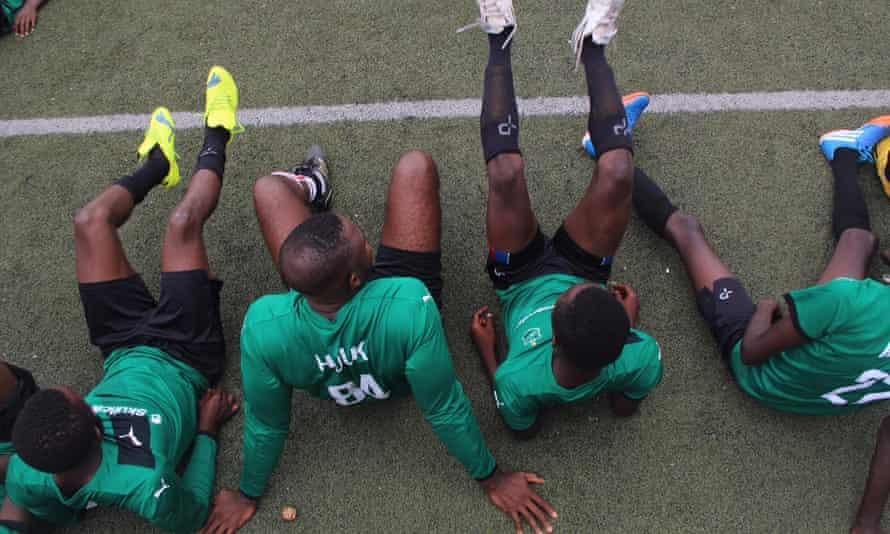 The Nigerian Twitter Premier League