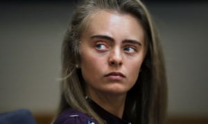 'Questions our prejudices and our readiness to judge' ... Michelle Carter in the documentary I Love You, Now Die.