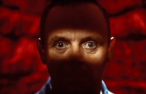 Anthony Hopkins as Dr. Hannibal Lecter in 'The Silence of the Lambs' 1991.