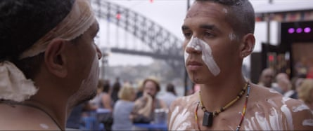 Film still from the Australian documentary Zach's Ceremony, directed by Aaron Petersen