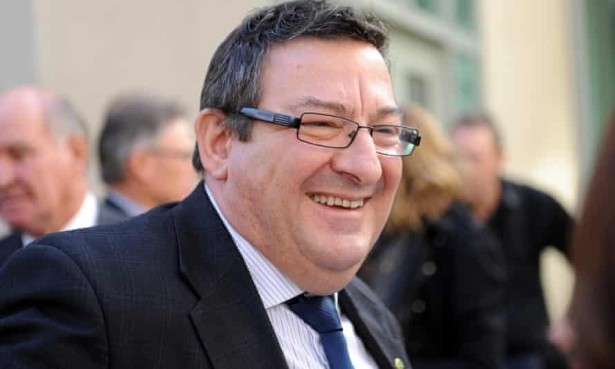 Labor has declared that Steve Georganas has won back the South Australian seat of Hindmarsh for the Labor party.