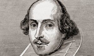 William Shakespeare: 'Tolstoy was convinced he wasn't much good.'