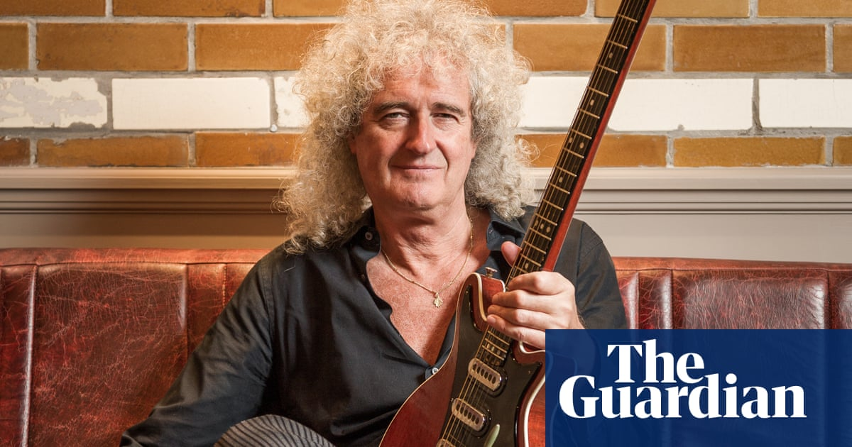 Brian May: 'I never have a single day without thinking about Freddie'