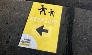 A 'keep left' sign in Wellington will soon become a thing of the past.