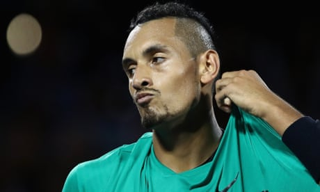 One careful owner: tennis star Nick Kyrgios uses Facebook to sell his old car