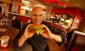 Andrew Puzder: 'We believe in putting hot models in our commercials, because ugly ones don't sell burgers'
