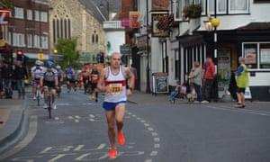Tom Fairbrother racing