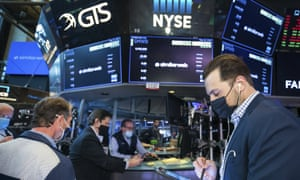Inflation worries rattled Wall Street on Wednesday, with the Dow posting its biggest loss since January.