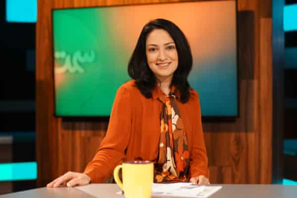 I M Proud Of My Sin The Criminal Stars Of Iranian Tv Promoting Women S Rights Television Radio The Guardian