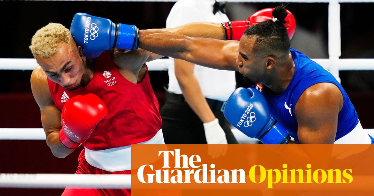 Life lessons I've learned from boxers? Control your aggression and forgive your foes