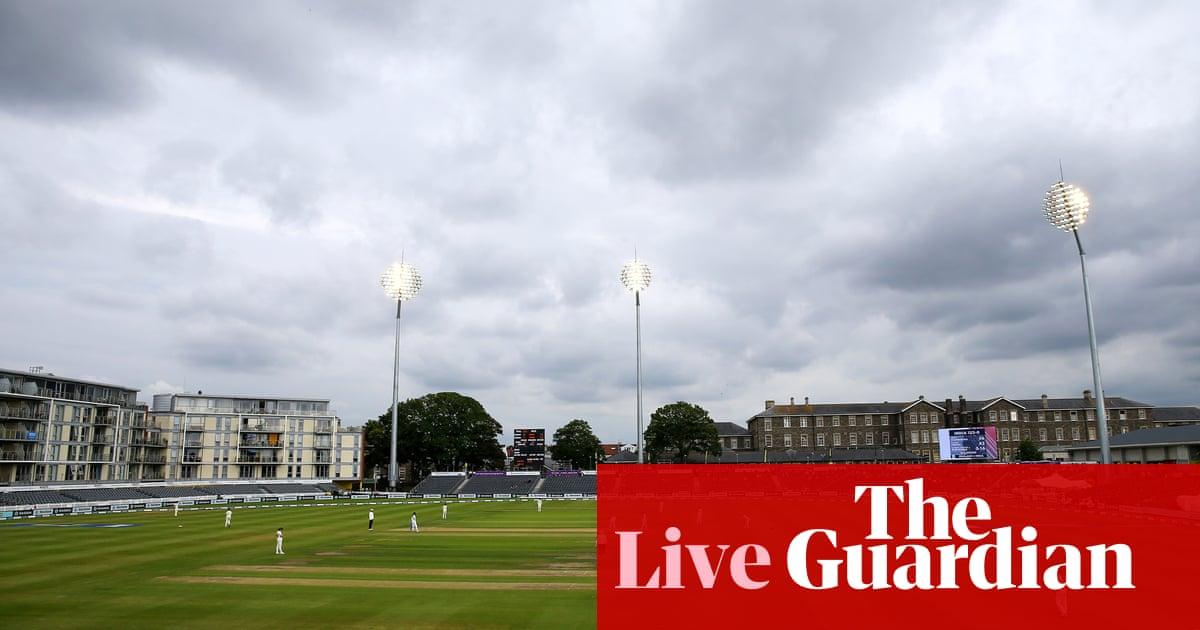 England v India: women's Test match, day three – live!