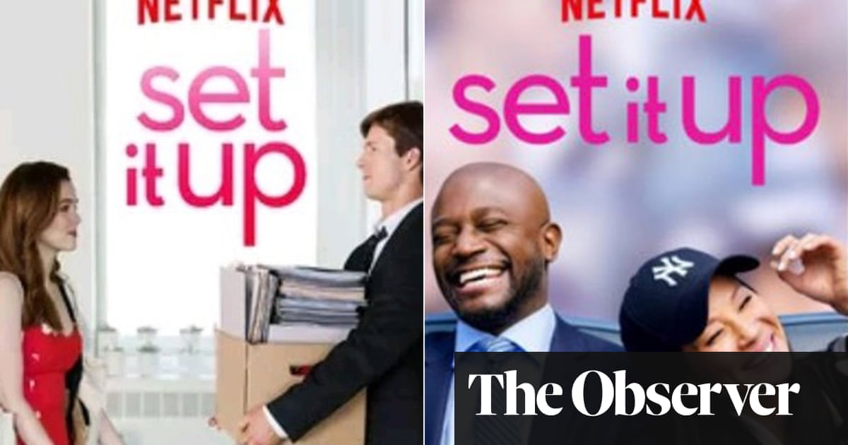 Film fans see red over Netflix 'targeted' posters for black viewers