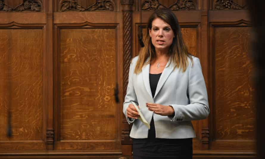 MP Caroline Nokes says public sexual harassment should be a crime.