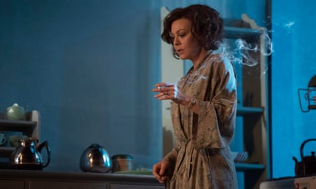 'The illogicality of passion' … Helen McCrory.