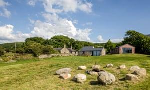 Red Welly, Clynnog Fawr, Llyn Peninsula, Wales