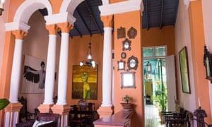 Hostal El Artista, Santa Clara.