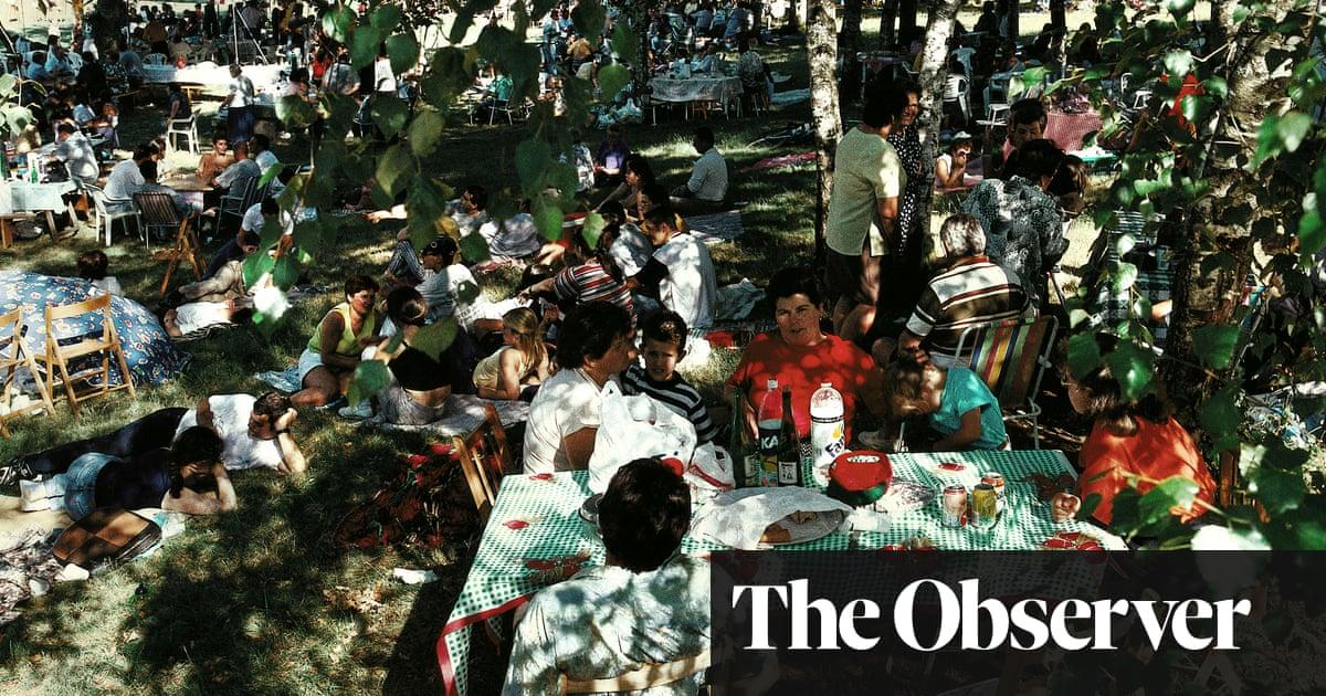 The big picture: Harry Gruyaert's sun-dappled Spanish picnic