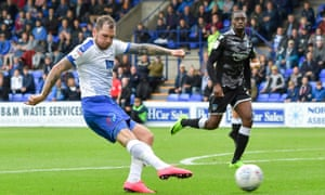James Norwood keeps his good run of form going with the opener against Colchester.