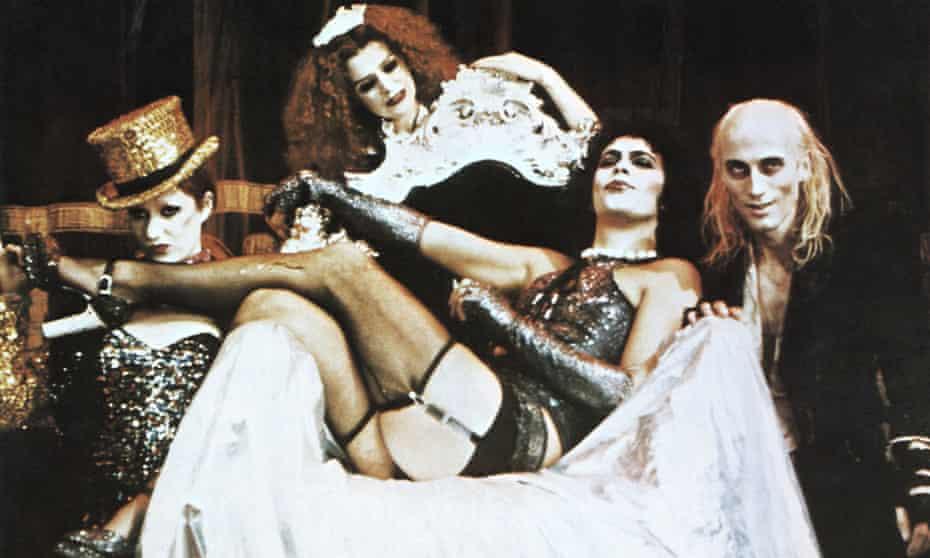 Rocky Horror Show Was Anziehen