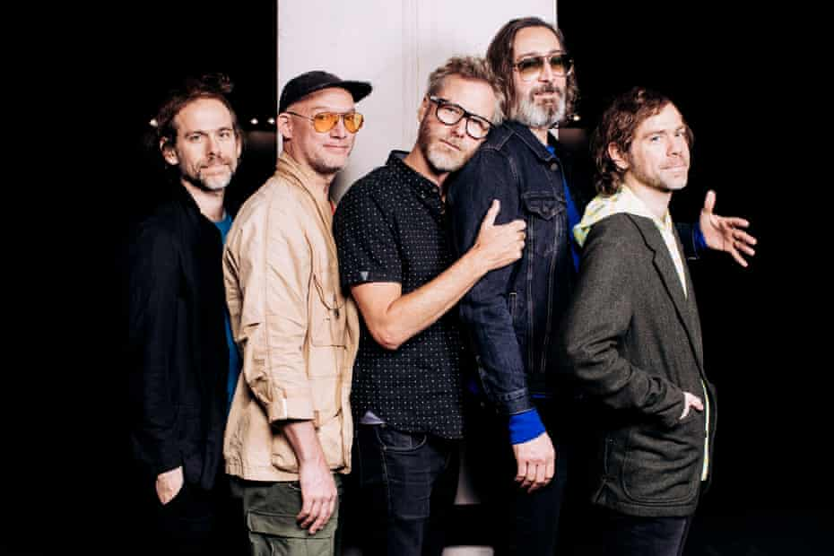 Band of brothers: The National.