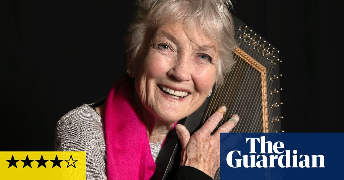 Peggy Seeger: First Farewell review - lively, blunt and irreverent songs from folk's first lady