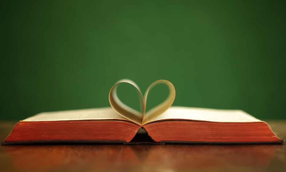 We love a good book, fiction or non-fiction.