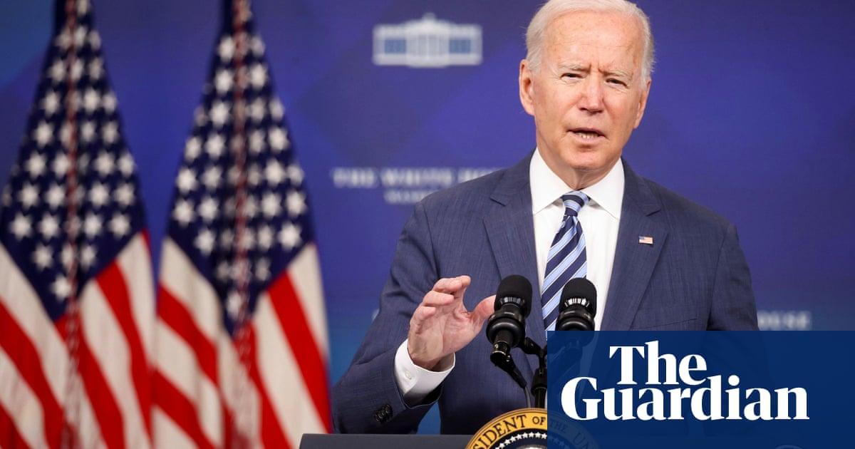 Biden condemns US supreme court's 'unprecedented assault' on abortion rights
