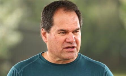 Wallabies coach Dave Rennie