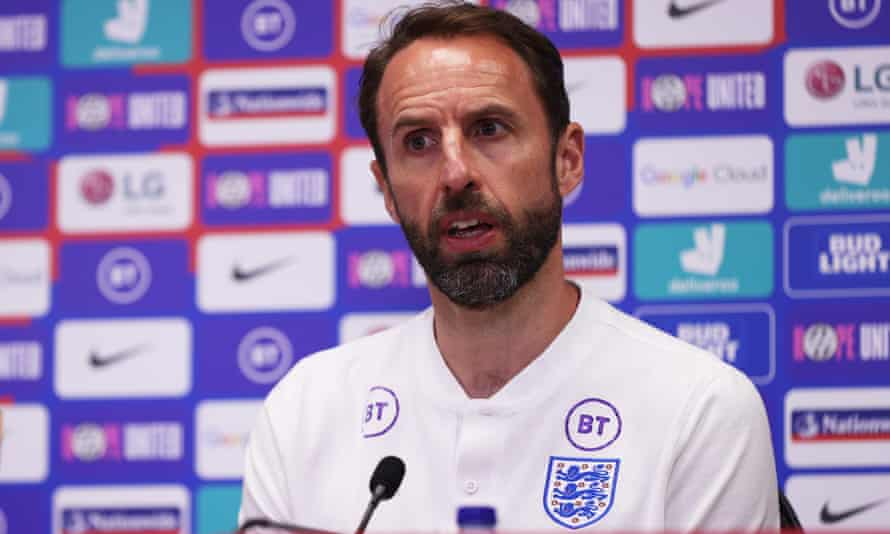 Gareth Southgate takes his England side to the Riverside on Wednesday evening