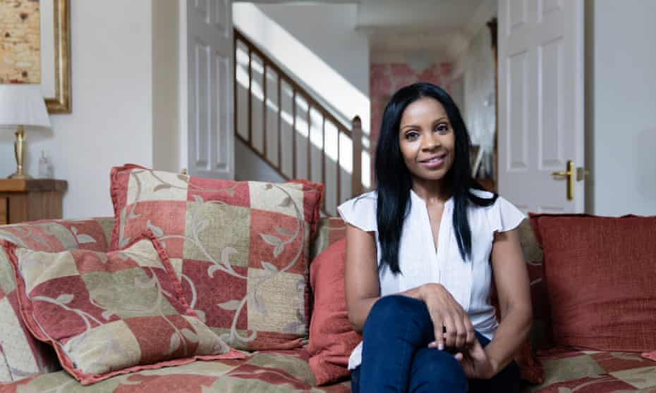 'Part of your role is to demystify therapy …' relationship therapist Anjula Mutanda.