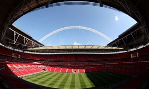 The new Wembley will host its 54th full international on Sunday when England face Lithuania.