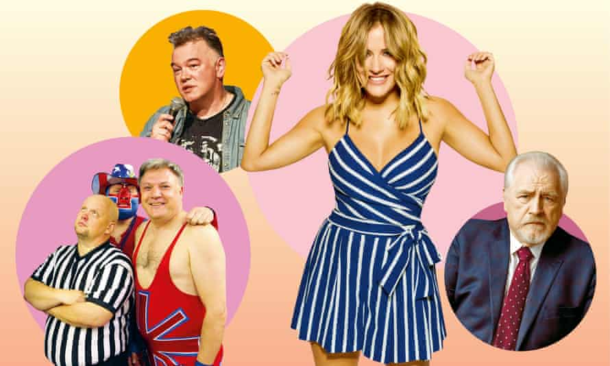 Travels in Trumpland, Stewart Lee, Love Island and Succession