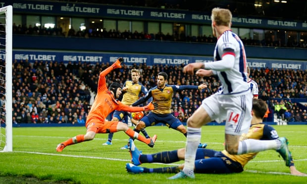 Video: West Bromwich Albion vs Arsenal