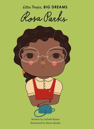 Little People, Big Dreams- Rosa Parks